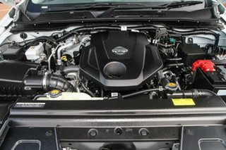 2019 Nissan Navara D23 S3 RX Polar White 7 Speed Sports Automatic Utility