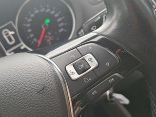 2016 Volkswagen Polo 81TSI Comfortli White 7SPD DSG TRANS Sedan