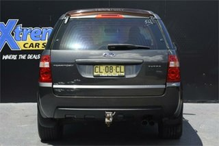 2006 Ford Territory SY Turbo AWD Grey 6 Speed Sports Automatic Wagon