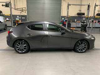 2020 Mazda 3 BP2H7A G20 SKYACTIV-Drive Evolve Machine Grey 6 Speed Sports Automatic Hatchback.