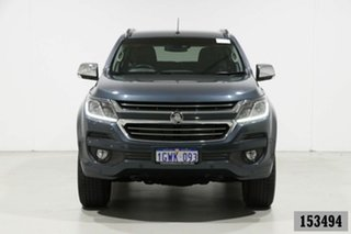 2019 Holden Trailblazer RG MY20 LTZ (4x4) Grey 6 Speed Automatic Wagon.