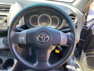 2007 Toyota RAV4 ACA33R CV Blue 5 Speed Manual Wagon