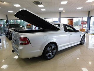2011 Holden Ute VE II SV6 Thunder Silver 6 Speed Sports Automatic Utility