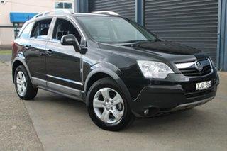 2010 Holden Captiva CG MY10 5 (4x4) Black 5 Speed Automatic Wagon.