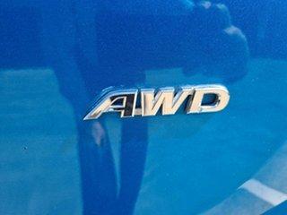 2018 Toyota RAV4 ASA44R GX AWD Blue 6 Speed Sports Automatic Wagon