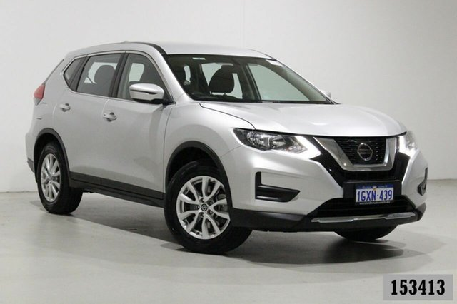 Used Nissan X-Trail T32 Series 2 ST 7 Seat (2WD) Bentley, 2019 Nissan X-Trail T32 Series 2 ST 7 Seat (2WD) Grey Continuous Variable Wagon
