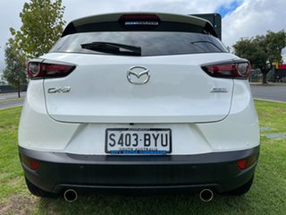 2019 Mazda CX-3 DK2W7A sTouring SKYACTIV-Drive FWD Snowflake White 6 Speed Sports Automatic Wagon