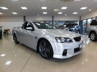 2011 Holden Ute VE II SV6 Thunder Silver 6 Speed Sports Automatic Utility.