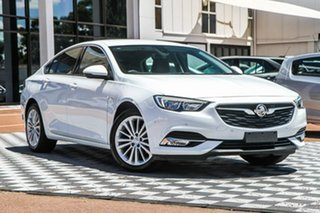 2019 Holden Calais ZB MY19 Liftback Summit White 9 Speed Sports Automatic Liftback