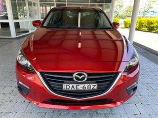 2015 Mazda 3 Neo Red Manual Sedan.