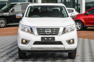 2019 Nissan Navara D23 S3 RX Polar White 7 Speed Sports Automatic Utility