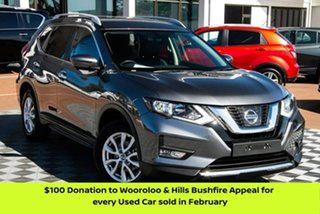 2020 Nissan X-Trail T32 Series II ST-L X-tronic 2WD Gun Metallic 7 Speed Constant Variable Wagon.