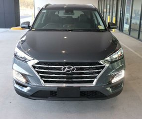 2020 Hyundai Tucson TL3 MY21 Elite AWD Pepper Gray 8 Speed Sports Automatic Wagon.