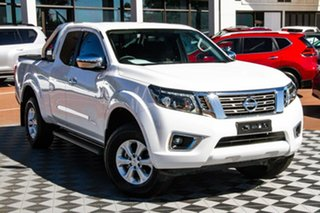2020 Nissan Navara D23 S4 MY20 ST King Cab Polar White 7 Speed Sports Automatic Utility