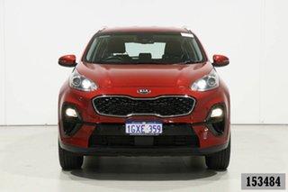 2019 Kia Sportage QL MY19 SI (FWD) Red 6 Speed Automatic Wagon.