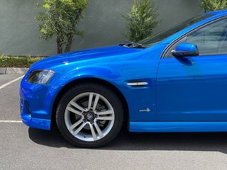 2010 Holden Commodore VE II SV6 Blue 6 Speed Sports Automatic Sedan