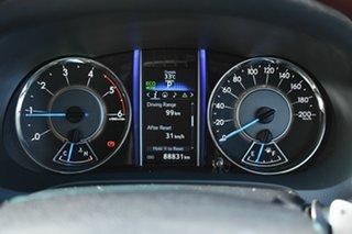 2017 Toyota Fortuner GUN156R MY18 GXL Silver 6 Speed Automatic Wagon
