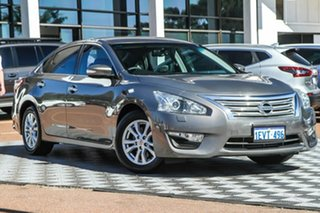 2015 Nissan Altima L33 ST X-tronic Gold 1 Speed Constant Variable Sedan