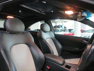 2009 Mercedes-Benz CLC-Class CL203 CLC200 Kompressor Evolution Black 5 Speed Automatic Coupe