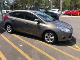 2013 Ford Focus LW MkII Trend PwrShift 6 Speed Sports Automatic Dual Clutch Sedan.