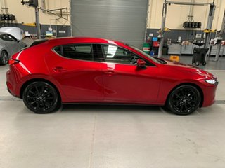 2020 Mazda 3 BP2HLA G25 SKYACTIV-Drive Astina Soul Red Crystal 6 Speed Sports Automatic Hatchback.