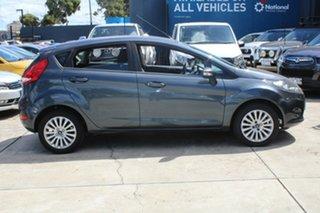 2010 Ford Fiesta WT LX Grey 6 Speed Automatic Hatchback.