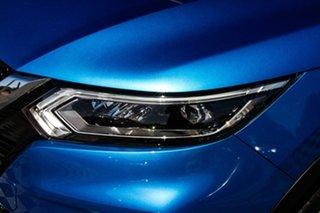 2019 Nissan Qashqai J11 Series 2 Ti X-tronic Vivid Blue 1 Speed Constant Variable Wagon