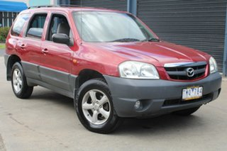 2005 Mazda Tribute Limited Sport Maroon 4 Speed Automatic Wagon.