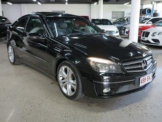 2009 Mercedes-Benz CLC-Class CL203 CLC200 Kompressor Evolution Black 5 Speed Automatic Coupe.