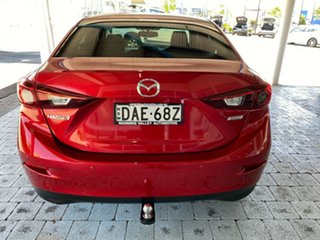 2015 Mazda 3 Neo Red Manual Sedan