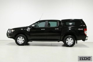 2017 Ford Ranger PX MkII MY17 Update XLT 3.2 (4x4) Black 6 Speed Automatic Double Cab Pick Up