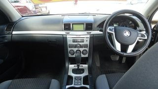 2007 Holden Commodore VE Lumina Black 4 Speed Automatic Sedan