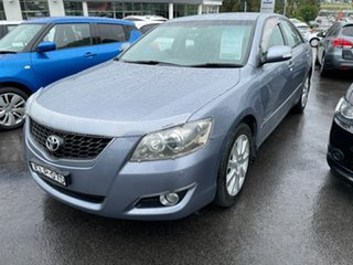 2009 Toyota Aurion GSV40R Touring Silver 6 Speed Sports Automatic Sedan