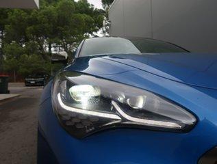2020 Kia Stinger CK MY21 GT Fastback Blue 8 Speed Sports Automatic Sedan.