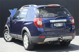 2009 Holden Captiva CG MY09 LX AWD Blue 5 Speed Sports Automatic Wagon