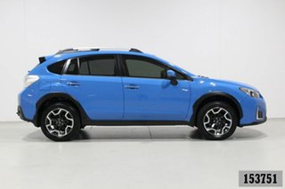 2016 Subaru XV MY16 2.0I-S Blue Continuous Variable Wagon