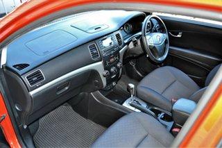 2011 Ssangyong Korando C200 S 2WD Orange 6 Speed Sports Automatic Wagon