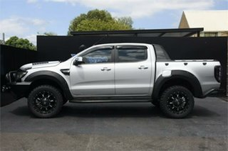 2011 Ford Ranger PX XLT Double Cab Silver 6 Speed Manual Utility