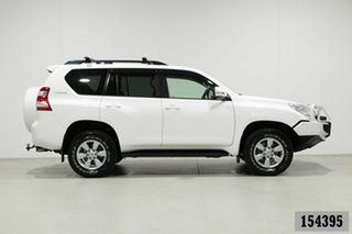 2015 Toyota Landcruiser Prado GDJ150R MY16 GXL (4x4) White 6 Speed Automatic Wagon