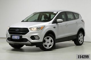 2017 Ford Escape ZG Ambiente (FWD) Silver 6 Speed Automatic SUV.