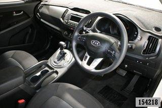2012 Kia Sportage SL MY12 SI (FWD) White 6 Speed Automatic Wagon