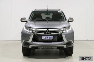 2019 Mitsubishi Pajero Sport QE MY19 GLX (4x4) 5 Seat Grey 8 Speed Automatic Wagon.