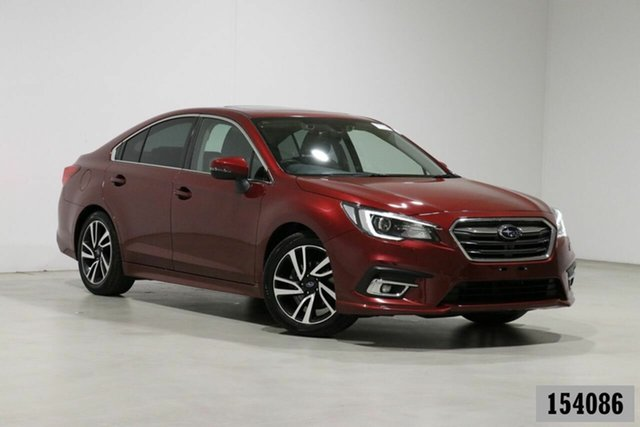 Used Subaru Liberty MY18 2.5I Premium Bentley, 2018 Subaru Liberty MY18 2.5I Premium Burgundy Continuous Variable Sedan