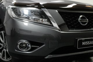 2016 Nissan Pathfinder R52 Series II MY17 ST-L X-tronic 2WD Grey 1 Speed Constant Variable Wagon.