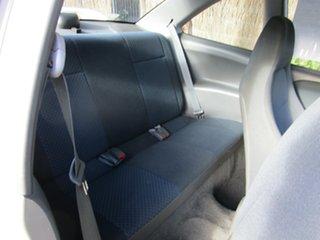 2001 Mitsubishi Lancer CE GLi White 4 Speed Automatic Coupe