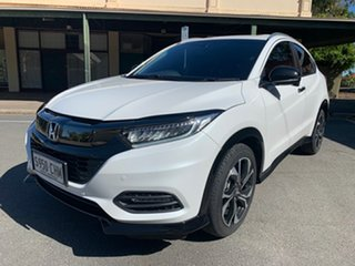 2020 Honda HR-V MY21 RS Metallic White 1 Speed Constant Variable Hatchback