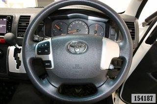 2019 Toyota HiAce KDH201R MY16 LWB White 4 Speed Automatic Van
