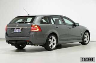2015 Holden Commodore VF II SV6 Grey 6 Speed Automatic Sportswagon