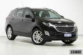 2018 Holden Equinox EQ MY18 LTZ-V (AWD) Black 9 Speed Automatic Wagon.