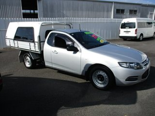 2013 Ford Falcon Silver 4 Speed Automatic Utility.